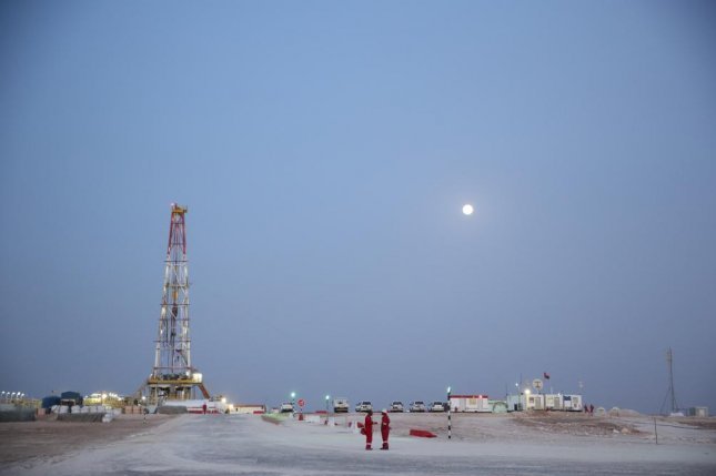 Italy's Eni will expand its Middle East presence with new explorations in Oman, Bahrain and the UAE. One of the areas it will explore in Oman will be in partnership with BP, near the Khazzan tight gas field shown in the image. Photo courtesy of BP.
