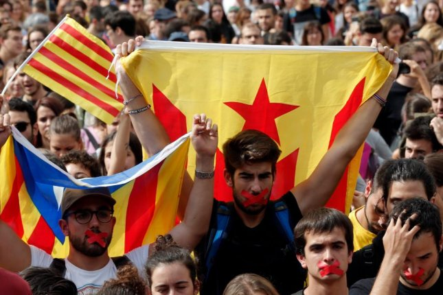 Referendum: 'Catalonia has won right to statehood'