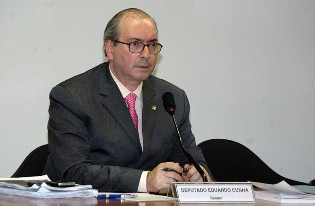 Eduardo Cunha, speaker of Brazil's Chamber of Deputies, was charged with corruption (CC/ wikimedia.org/ Ivaldo Cavalcante/ Agencia Camara)