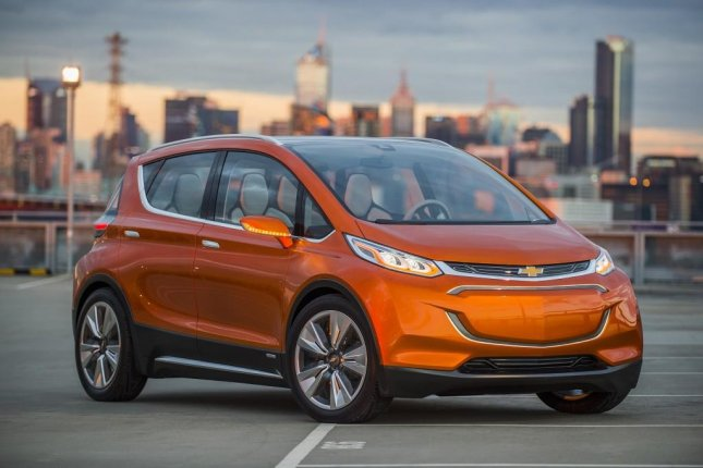On Wednesday, General Motors and LG Electronics announced their partnership on GM's upcoming Chevrolet Bolt electric vehicle. Photo courtesy of LG