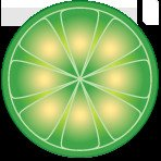 Limewire's logo courtesy of Wikimedia Commons (though maybe we should have pirated it)