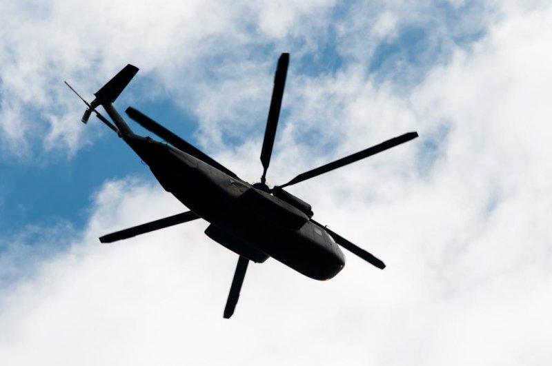 A helicopter was shot down near Libya's northwestern Mediterranean coast on Oct. 27, 2015, killing at least 12 people. Photo by Przemek Tokar/ Shutterstock.com