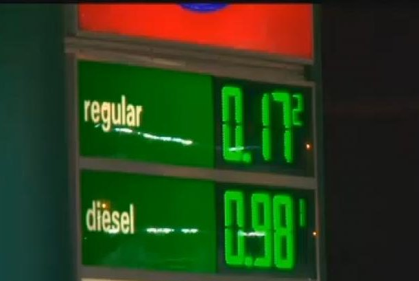 Toledo Gas Prices >> Watch Toledo Gas Prices Dropped To Pennies Upi Com
