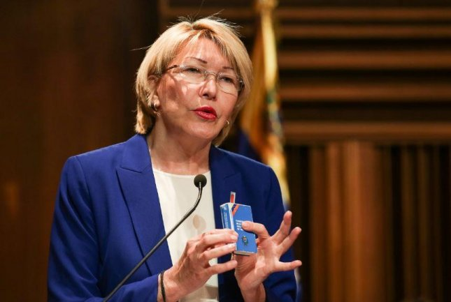 Luisa Ortega Díaz, Venezuela's chief prosecutor, said two soldiers accused of participation in a massacre have not yet been arrested. The bodies of a dozen young people were found recently, and were revealed to be the 12 civilians who were reported missing from the city of Barlovento after an anti-crime security operation. Photo courtesy of Luisa Ortega Díaz