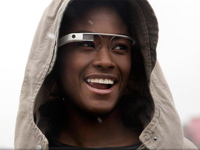 Google Glass (Credit: Google)