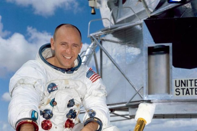 Fourth man to walk on the Moon, Alan Bean, dies aged 86