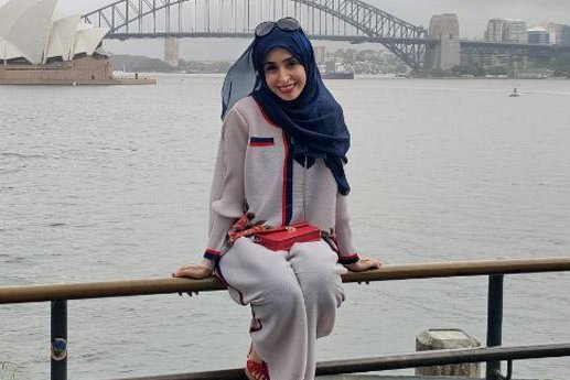 Khawla AlRomaithi of the United Arab Emirates broke a Guinness World Record when she visited all seven continents in 3 days, 14 hours, 46 minutes, 48 seconds. Photo courtesy of Guinness World Records