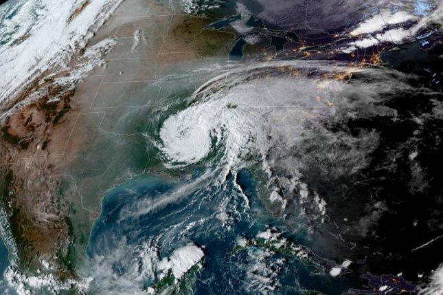 Weaker Hurricane Delta causes more flooding than Laura in Louisiana