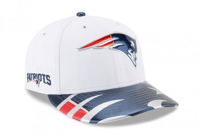 2017 NFL Draft  New Era reveals official on-stage hats - UPI.com 5162a493e0df