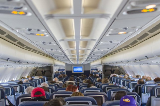 New boarding methods and smaller plane cabins could help curb the spread of infections during disease outbreaks, researchers at Florida State University say in a new study. Photo by Pixabay/CC