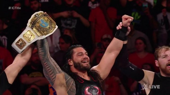 WWE Raw: A New Intercontinental Champion Crowned