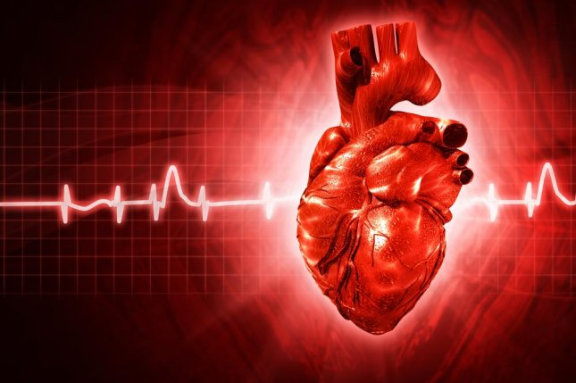 Electrical defibrillation can be painful and damage heart tissue, despite effectively correcting arrhythmia. Researchers at Johns Hopkins University and the University of Bonn found optogenetics -- beams of light -- could be used instead, based on a study with mice and a computer model of the human heart. Photo by Ase/Shutterstock