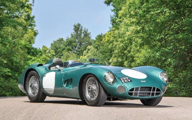 Aston Martin Dbr1 Most Expensive British Car Ever Sold Goes For