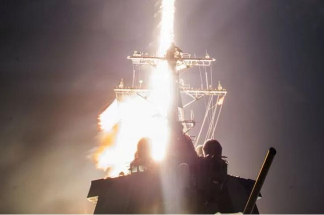 A test of Raytheon's SM-3 Block IIA missile interceptor reportedly failed to hit a test target on Wednesday in Hawaii. Photo courtesy of Missile Defense Agency
