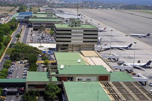 Simon Bolívar International Airport in Maiquetía, about 13 miles from downtown Caracas, is the main international air passenger gateway to Venezuela but all U.S. airlines and many from other countries no longer have flights there. File photo by Wikimedia Commons