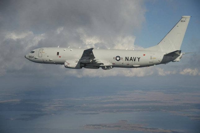 Russian jet makes 'unsafe' intercept of US Navy aircraft