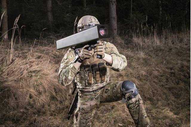 MBDA says it plans to conduct additional guided firings for its Enforcer weapon system in 2017. Photo courtesy of MBDA Missile Systems