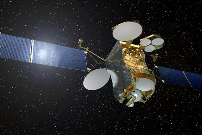 Airbus' Satcom technologies are currently used by about 40 French government departments. Photo courtesy of Airbus Defense and Space