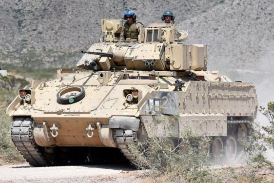 bae receives contract for bradley fighting vehicle upgrades upi com