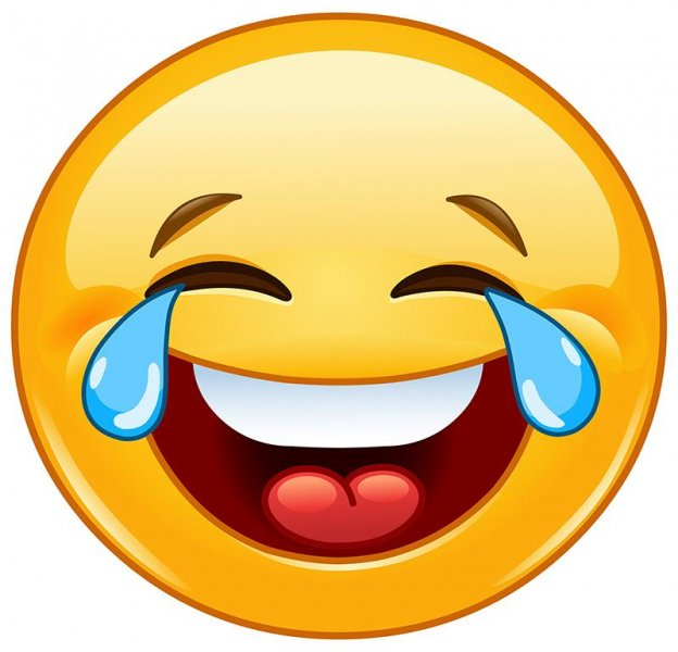 For the first time, Oxford University Press has named a non-word the Word of the Year. Crying tears of joy emoji was named the 2015 Word of the Year by the dictionary maker. Photo by Yayayoyo/Shutterstock