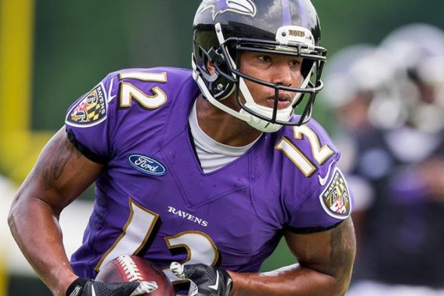 finest selection 60bfe 7dc6e Suspension lifted for Baltimore Ravens TE Darren Waller ...