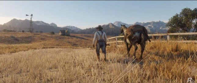Rockstar Games has released the first trailer for their upcoming Wild West sequel, Red Dead Redemption 2. Photo courtesy of Rockstar/YouTube