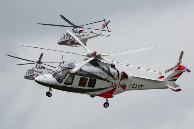 Argentinian border guards expect the delivery of an AW169 helicopter in the second half of 2017. Photo courtesy of Leonardo