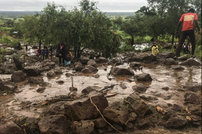 Cyclone Idai believed to have killed over a thousand in Mozambique