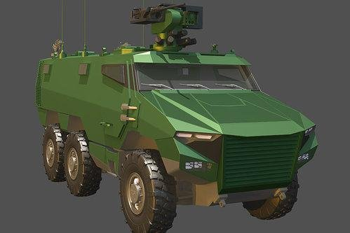 French Army Vehicles To Feature Safran Navigation System