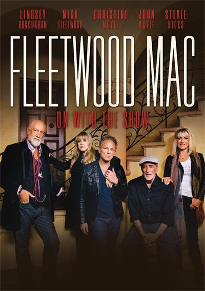 Fleetwood Mac 'On With the Show' tour poster. (Fleetwood Mac)