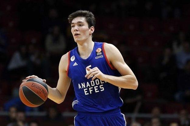 Cleveland Cavaliers agree to three-year deal with Turkish forward Cedi Osman