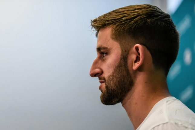 The Miami Dolphins traded for former Arizona Cardinals quarterback Josh Rosen a month after signing free agent quarterback Ryan Fitzpatrick. The duo will now compete for the team's starting quarterback job in 2019. Photo courtesy of the Miami Dolphins