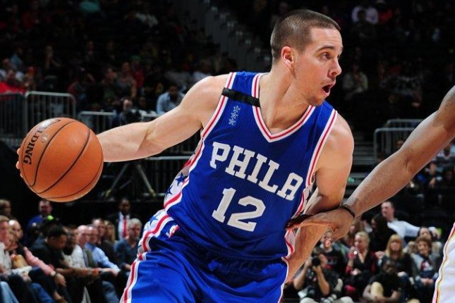 Former Philadelphia 76ers guard T.J. McConnell agreed to a two-year, $7 million deal with the Indiana Pacers on Wednesday. Photo courtesy of Philadelphia 76ers/Twitter