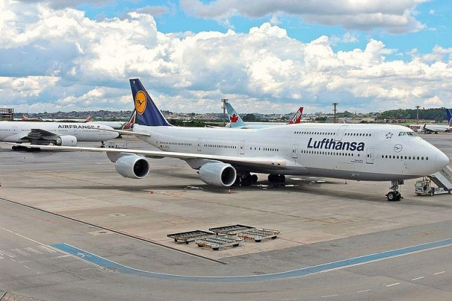 German airline Lufthansa was forced to ground 1,300 flights as thousands of flight attendants launched a strike. Photo courtesy Rafael Luiz Canossa/Wikimedia Commons