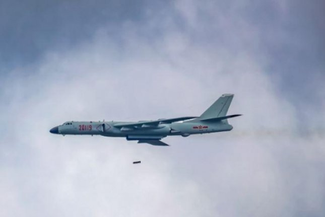 Chinese bombers likely training for United States  strikes: Pentagon