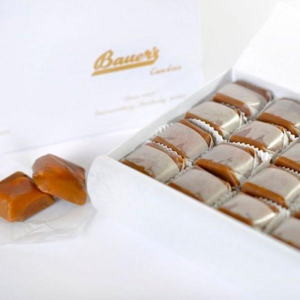 Bauer's Candies voluntarily recalled its chocolate and caramel Modjeskas after an employee at its facility was diagnosed with hepatitis A. Photo courtesy FDA