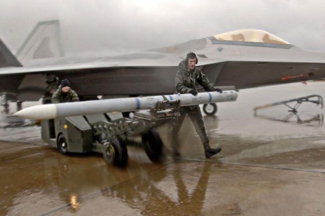 Hungary has been approved for a $500 million purchase of AIM-120C-7 AMRAAM missiles, the Defense Security Cooperation Agency announced on Tuesday. Photo by SSgt. Eric Sheler/U.S. Air Force