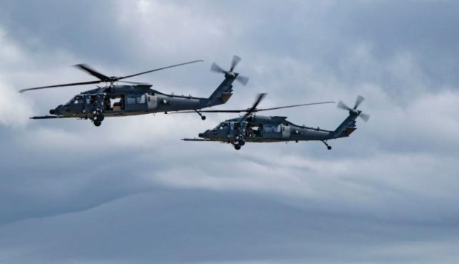 The Sikorsky division of Lockheed Martin received a $980.7 million contract to upgrade the new HH-60W helicopters of the U.S. Air Force. Photo by Andrea Jenkins/USAF