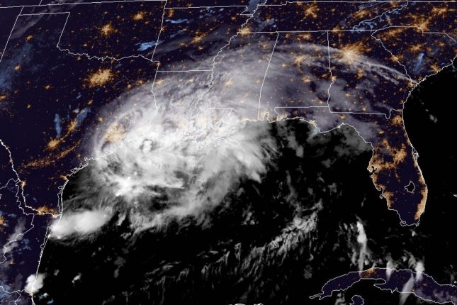 Nicholas weakens to tropical storm after making landfall in southern Texas