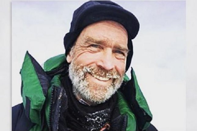 Henry Worsley, a British explorer and former British Army officer, died Sunday after nearly completing his goal of crossing the Antarctic without help. He died 30 miles short of completing his goal. Photo courtesy of Shackleton Solo