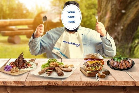 Reynolds Wrap is seeking a Chief Grilling Officer to travel, eat barbecue and chronicle the experience online. Photo courtesy of Reynolds Wrap