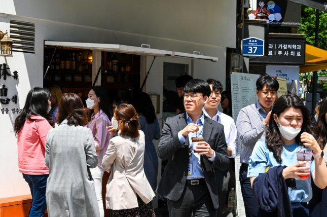 With Covid 19 Cases In Decline South Korea Opens Up To A New