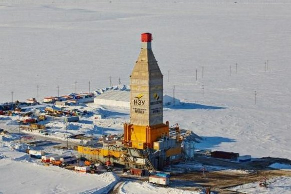 European financing moves in to support a liquefied natural gas project in the Arctic north of Russia. Photo courtesy of Novatek.