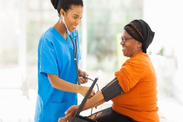 Young people, and their doctors, need to take blood pressure and cholesterol more seriously, the study suggests.Photo courtesy of HealthDay News