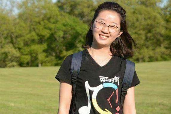 Yingying Zhang, a 26-year-old visiting scholar in the Department of Natural Resources and Environmental Sciences at the University of Illinois in Champaign-Urbana went missing June 9. Brendt Christensen, a 28-year-old former Ph.D candidate, was arrested Friday and charged in the kidnapping and presumed death of Zhang. Photo courtesy of University of Illinois police