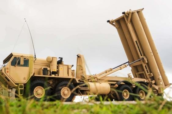 Lockheed Martin has been awarded a contract for continued support of deployed THAAD anti-ballistic missile systems. The system is pictured above at Andersen Air Base in Guam. Photo by Capt. Adan Cazarez/U.S. Army