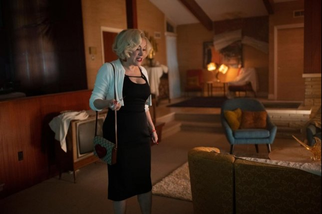 Jennifer Tilly stars in the horror series Chucky, which debuts Tuesday. Photo courtesy of Syfy