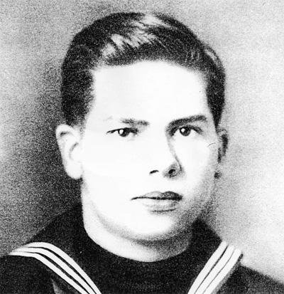 Navy Electrician's Mate 3rd Class Roman W. Sadlowski died when a torpedo struck the USS Oklahoma, causing it to capsize. File Photo courtesy of the Defense POW/MIA Accounting Agency