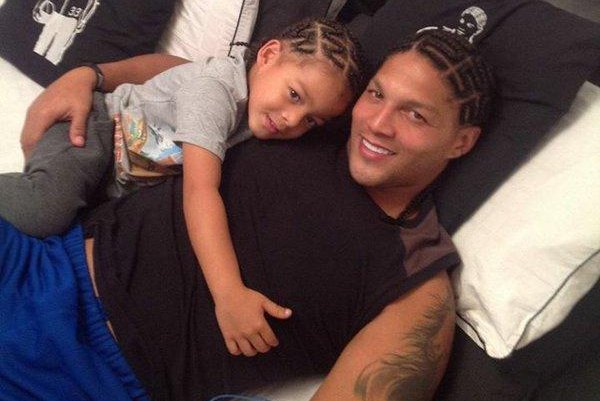 Juan Manaure, a Venezuelan basketball player and singer, has confirmed his son Derek, seen here with his father in mid-2016, was kidnapped in late December. Manaure has focused on his faith during his son's kidnapping but it is unclear if a ransom has been sought or if the basketball star has officially reported the kidnapping to the police. Photo courtesy of Juan Manaure