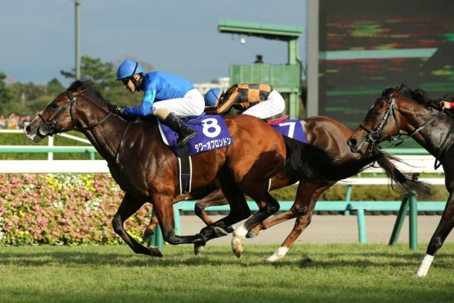 Tower of London wins Sunday's Grade 1 Sprinters Stakes in Japan, a Win and You're In for the Breeders' Cup Turf Sprint. Photo courtesy of Japanese Racing Association